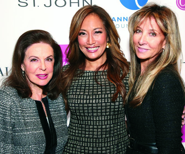 Wendy Goldberg, Carrie Ann Inaba, Shelley Cooper